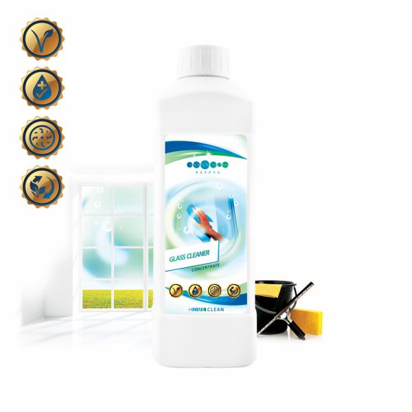 Чистящее средство для стеклянных поверхностей
