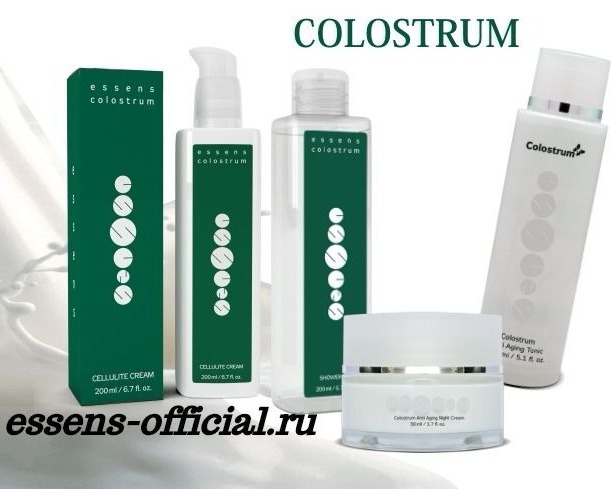 Серия COLOSTRUM